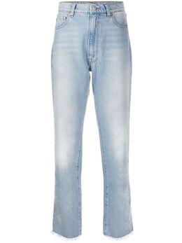 Magda Butrym джинсы Evansville прямого кроя 1025204102DENIMLIGHTBLUE