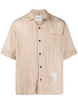 Oamc рубашка с нашивкой-логотипом OAMQ600368OQ391010