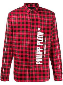 Philipp Plein рубашка 20th Anniversary A19CMRP1104PTE012N