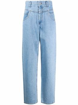 Forte Dei Marmi Couture джинсы бойфренды с завышенной талией 20SF5054
