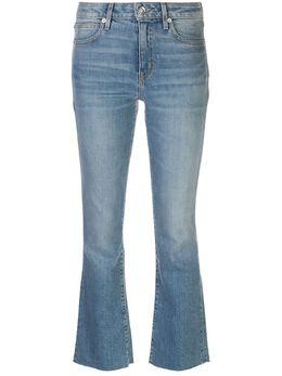Slvrlake расклешенные джинсы с завышенной талией SARJ701SCC