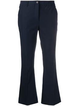 Pt01 укороченные расклешенные брюки CDVSJAZ00STDIT14
