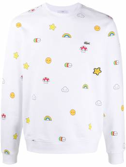 Lacoste x Friends With You sweatshirt SH0421