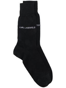 Karl Lagerfeld носки с логотипом KL200049990