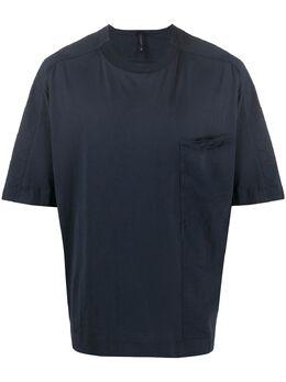 Transit футболка оверсайз с короткими рукавами CFUTRK1363