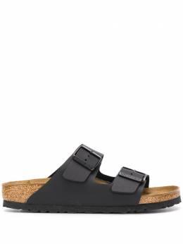 Birkenstock сандалии с пряжками 051793BWBLACK