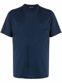 Neil Barrett футболка с карманом PBJT696N560S