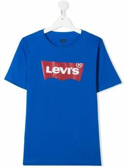 Levi's Kids футболка с логотипом E8157
