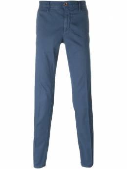 Incotex брюки с вытачками 1ST60390652