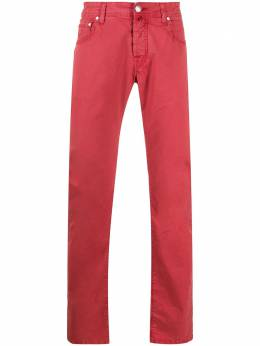 Jacob Cohen прямые джинсы J622COMF06510