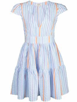 Lemlem платье Bahiri SW2080LIGHTSKYBLUE