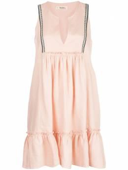 Lemlem платье Koki SW2073LIGHTSALMON