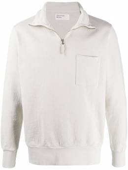 Universal Works half-zip sweatshirt 22609