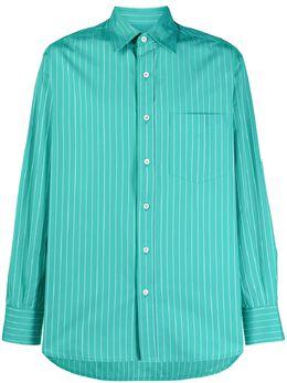 Marni рубашка в полоску CUMU0142A0S52711