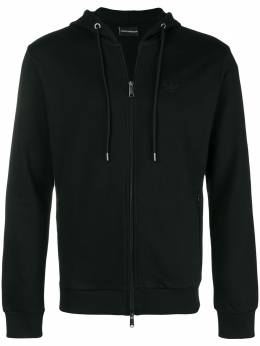 Emporio Armani hooded zipped jacket 8N1M151J07Z