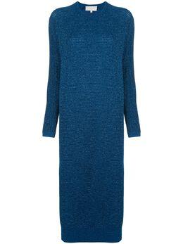 Michelle Mason трикотажное платье миди K9232