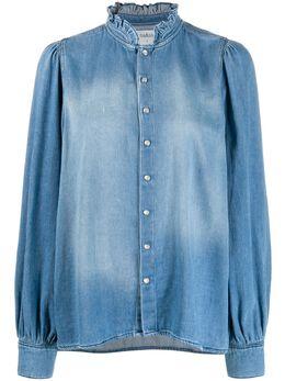Ba&sh джинсовая рубашка Axelle 1H19AXEL
