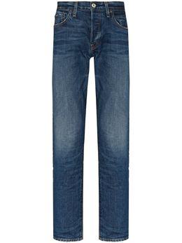 Re/Done джинсы кроя слим с эффектом потертости 3013MSLM32