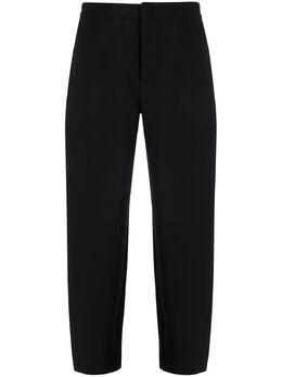 Toteme брюки строгого кроя с завышенной талией NOVARA202219715