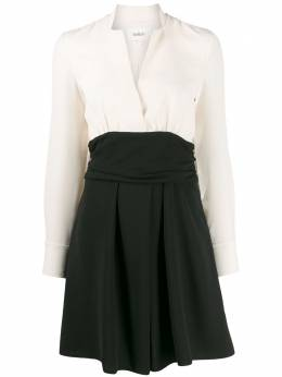 Ba&sh платье мини Clelia в стиле колор-блок 1E20CLEL