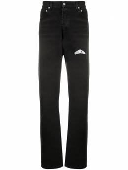Heron Preston брюки с логотипом HMYA001S207970068901