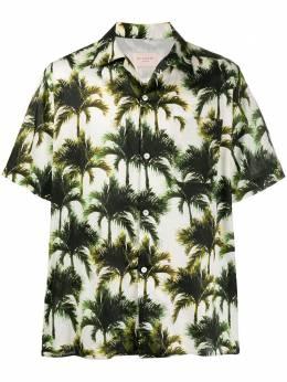 Buscemi рубашка с принтом BMS20255