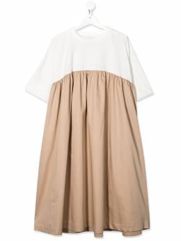 Unlabel платье свободного кроя APPLE1