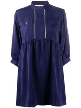 Ba&sh платье-трапеция Cassandra 1E20CASA