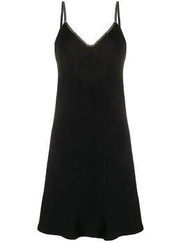 Ba&sh декорированное платье Slad 1E20SLAD