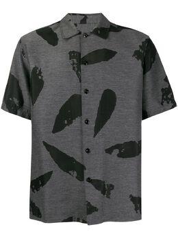 Ami Paris рубашка на пуговицах E20HC203249