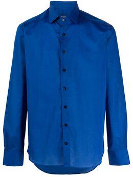 Etro строгая рубашка 129086144