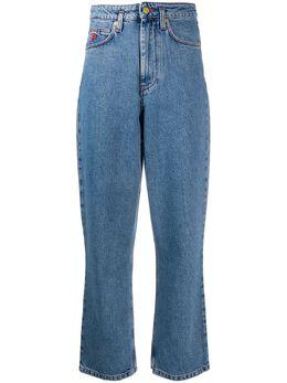 Philosophy Di Lorenzo Serafini джинсы с завышенной талией A03172130