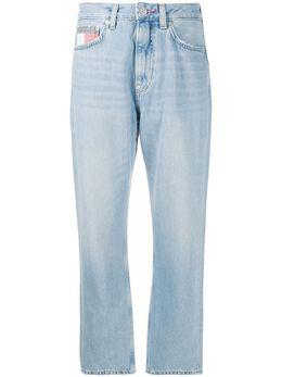 Tommy Jeans джинсы прямого кроя Harper DW0DW08118