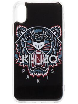 Kenzo Tiger logo print iPhone X/XS case FA5COKIXPTIG