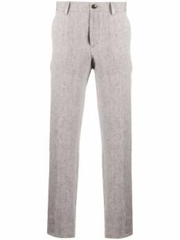 Etro брюки чинос кроя слим 1P4081220
