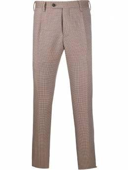 Gabriele Pasini брюки с микроузором G15101GP15416