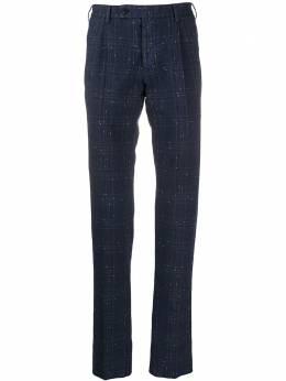 Gabriele Pasini клетчатые брюки строгого кроя G15114GP15504