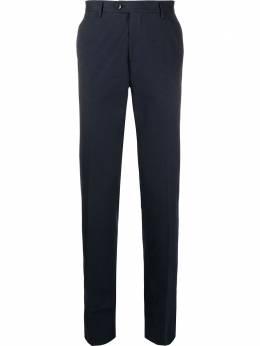 Etro жаккардовые брюки строгого кроя 1P4101253