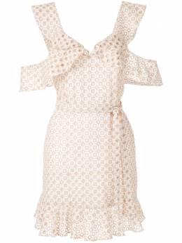 Olympiah короткое платье Orchid 120722