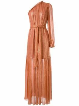 Ginger & Smart платье Bourgeois с одним рукавом W20524