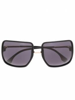 Fendi Eyewear солнцезащитные очки с затемненными линзами FF0402S