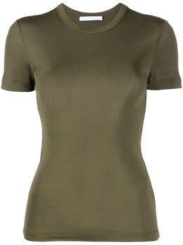 Helmut Lang футболка в рубчик K01HW503