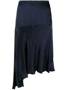 Romeo Gigli Pre-Owned расклешенная юбка 1990-х годов асимметричного кроя RMGG250B