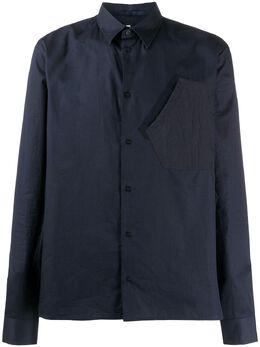 Raeburn рубашка с накладным карманом RM31001R20SC400