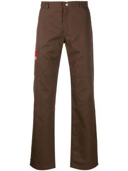 Affix прямые брюки Beach AFFWSS20TR06
