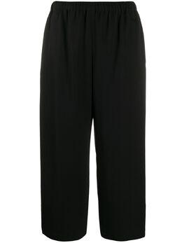 Comme Des Garcons Comme Des Garcons укороченные брюки широкого кроя REP008