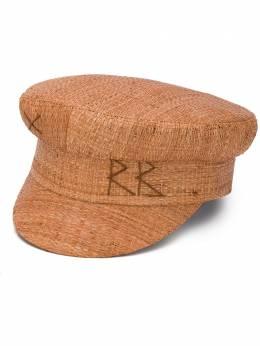 Ruslan Baginskiy соломенная кепка с логотипом KPC09STRBOYCAP