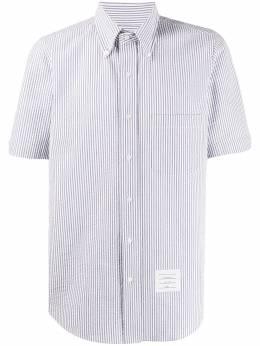 Thom Browne рубашка с короткими рукавами MWS239A00572