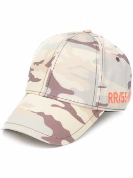 Diesel кепка с камуфляжным принтом 00SI8R0DAXN