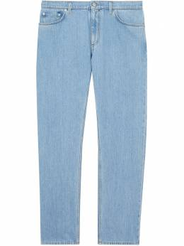 Burberry прямые джинсы 8028882